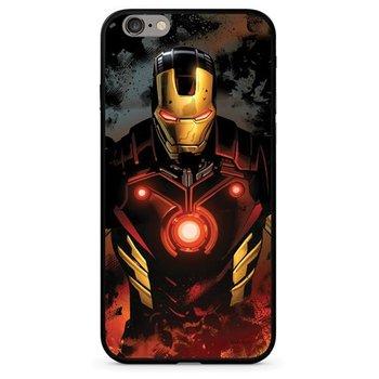 Etui Glass Marvel™ Iron Man 023 Sam S9 Plus G965 MPCIMAN7814-Marvel