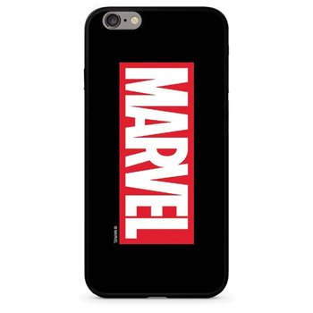 Etui Glass Marvel™ Marvel 005 iPhone Xs czarny/black MPCMV2106-Marvel