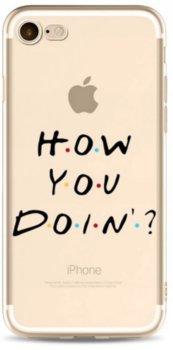 "Etui iPhone Friends ""how you doin"""