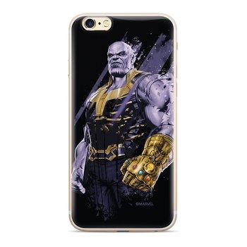 Etui Marvel™ Thanos 003 iPhone 5/5S/SE czarny/black MPCTHAN947-Marvel