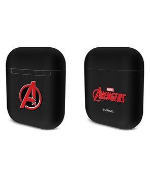Etui na Airpods Avengers 001 Marvel Czarny-Marvel