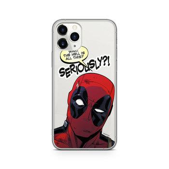 Etui na Apple iPhone 11 PRO MAX MARVEL Deadpool 010-Marvel