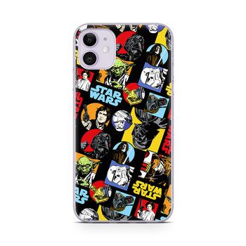 Etui na Apple iPhone 11 STAR WARS Gwiezdne Wojny 018  - Star Wars