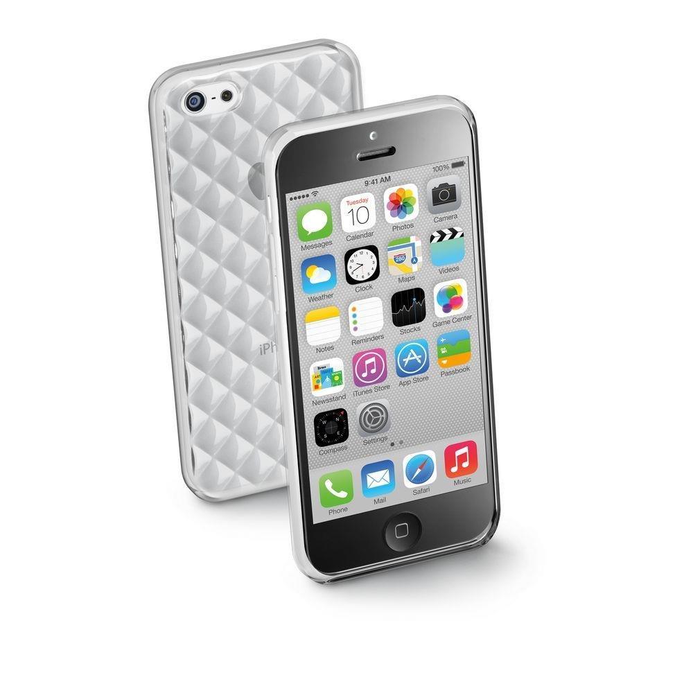 etui na apple iphone 5c cellular line hard case glam cellular line sklep empik com. Black Bedroom Furniture Sets. Home Design Ideas