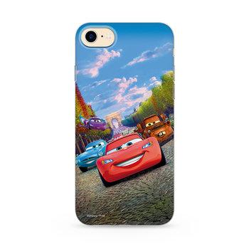 Etui na Apple iPhone 7/8/SE 2 DISNEY Auta 001-Disney