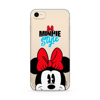 Etui na Apple iPhone 7/8/SE 2 DISNEY Minnie 027-Disney