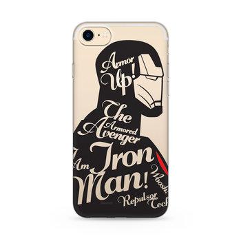 Etui na Apple iPhone 7/8/SE 2 MARVEL Iron Man 010-Marvel