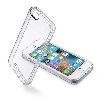 Etui na Apple iPhone SE/5S/5 CELLULAR LINE Clear Duo-Cellular Line