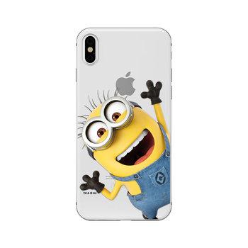 Etui na Apple iPhone X/XS MINIONKI Minionki 002-Minionki