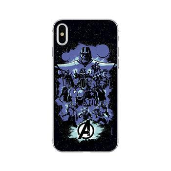 Etui na Apple iPhone XS Max MARVEL Avengers 016-Marvel