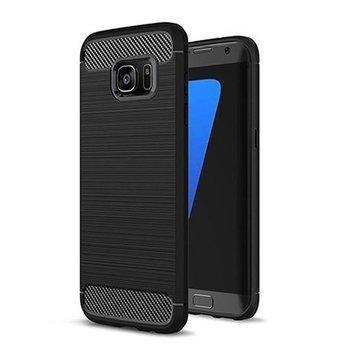 Etui na Galaxy S7 - bumper Neo CARBON - Czarny-EtuiStudio