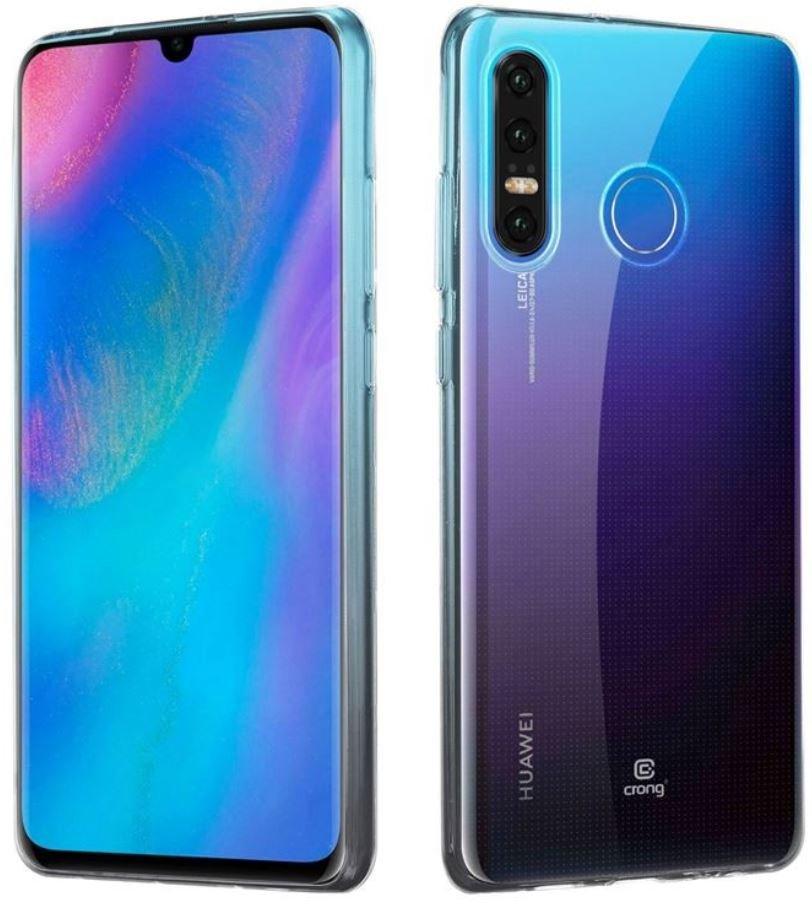 Etui Na Huawei P30 Lite Crong Crystal Slim Cover Crong Sklep Empik Com