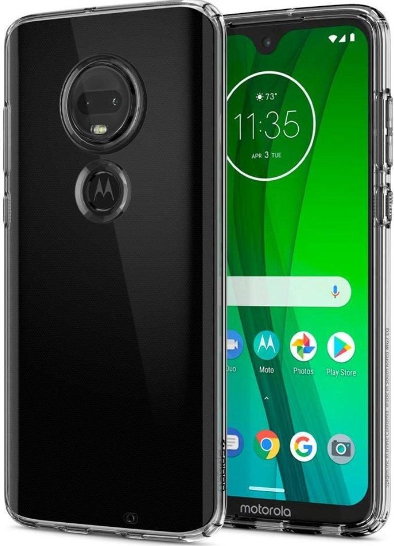 Etui Na Motorola Moto G7 G7 Plus Spigen Liquid Spigen Sklep Empik Com