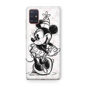 Etui na SAMSUNG Galaxy A51 DISNEY Minnie 026-Disney