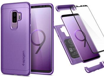 brand new 70c66 979cf Etui na Samsung Galaxy S9 Plus SPIGEN Thin Fit 360