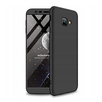 Etui na telefon Samsung Galaxy J4 Plus - Slim MattE 360 - Czarny.-EtuiStudio