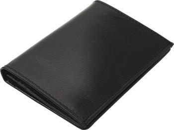 Etui na wizytówki KEMER 20401301 Czarne - czarny-KEMER