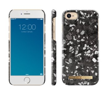 Etui ochronne na Apple iPhone 6/6s/7/8 IDEAL OF SWEDEN Midnight Terazzo-iDeal Of Sweden AB