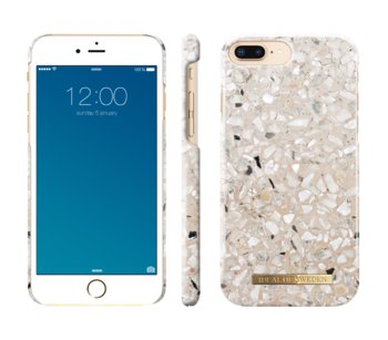 Etui ochronne na Apple iPhone 6/6s/7/8 Plus IDEAL OF SWEDEN Greige Terazzo - iDeal Of Sweden AB