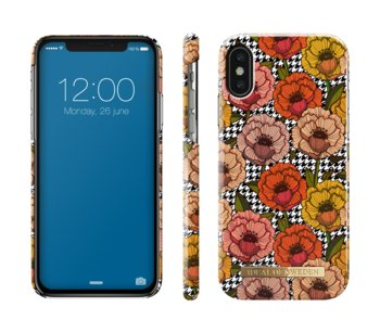 Etui ochronne na Apple iPhone X/Xs IDEAL OF SWEDEN Retro Bloom - iDeal Of Sweden AB