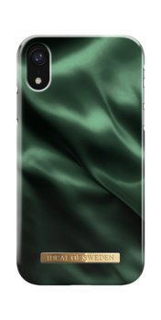 Etui ochronne na Apple iPhone XR IDEAL OF SWEDEN Emerald Satin-iDeal Of Sweden AB