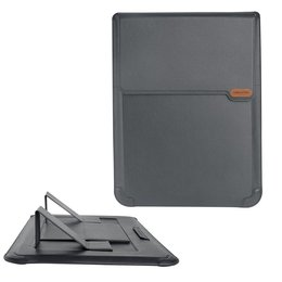 "Etui pokrowiec wodoodporny na laptop Nillkin Versatile Laptop Sleeve 14"" (Szare)"