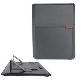 "Etui pokrowiec wodoodporny na laptop Nillkin Versatile Laptop Sleeve 16"" (Szare)"