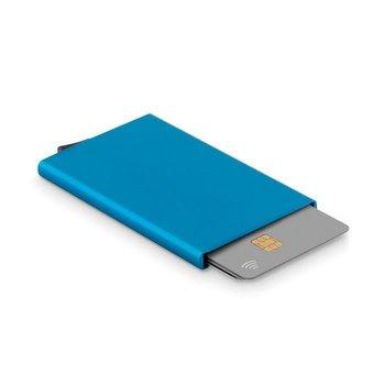 Etui RFID KEMER Niebieski - niebieski-KEMER