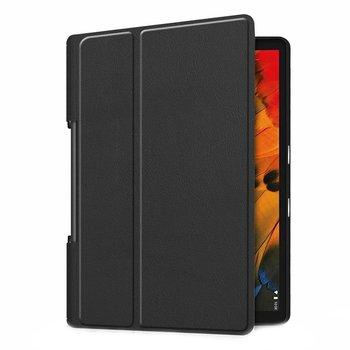 Etui Smart Case do Lenovo Yoga Smart Tab 10.01 (Czarne)-Strado