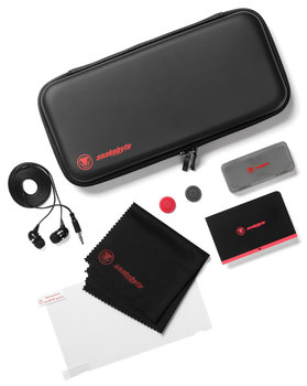 Etui z akcesoriami do Nintendo Switch SNAKEBYTE Starter:Kit  - Snakebyte