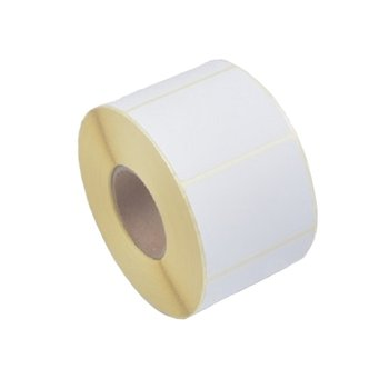 Etykiety termiczne, 32x25 mm, 1000 sztuk