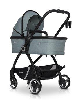 Euro-Cart, Crox, Wózek głęboko-spacerowy, Mineral-Euro-Cart