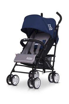 Euro-Cart, Ezzo, Wózek spacerowy, Denim -Euro-Cart