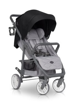 Euro-Cart, Flexx, Wózek spacerowy, Anthracite-Euro-Cart