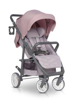 Euro-Cart, Flexx, Wózek spacerowy, Powder Pink-Euro-Cart