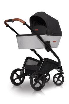Euro-Carto, Campo, Wózek głęboki, Grey fox-Euro-Cart