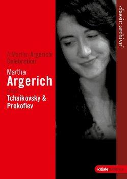 Euroarts Classic Archive Martha Argerich Plays Tchaikovsky & Prokofiev-London Symphony Orchestra, Argerich Martha, Royal Liverpool Philharmonic Orchestra