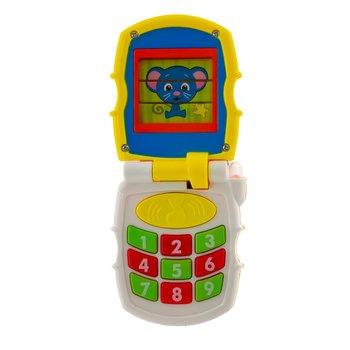 EuroBaby, zabawka telefon-EuroBaby