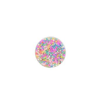Euroclass koraliki ozdobne, okrągłe, różnokolorowe, 17 g