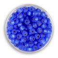 Euroclass, koraliki ozdobne, rokoko, niebieskie, 4,5 mm, 16 g