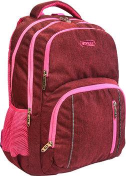 Eurocom, plecak szkolny, różowy-Eurocom