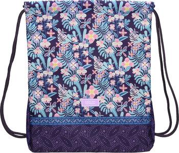 Eurocom, worek-plecak, Catalina Estrada, kwiaty-Eurocom