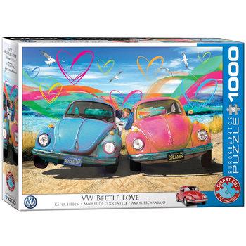 Eurographics, puzzle Vw Beetle 6000-5525-EuroGraphics