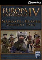 Europa Universalis IV: Mandate of Heaven Content Pack (PC)
