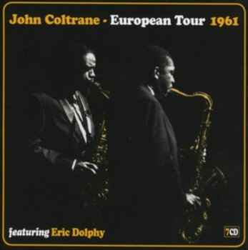 European Tour 1961 - Coltrane John
