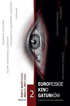 Europejskie kino gatunków. Tom 2-Opracowanie zbiorowe