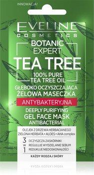 Eveline, Botanic Expert Tea Tree, oczyszczająca żelowa maseczka, 7 ml-Eveline