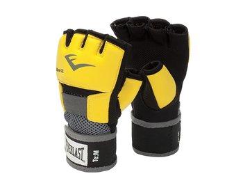Everlast, Rękawice treningowe, Evergel Glove Wrap, żółty, rozmiar XL-Everlast