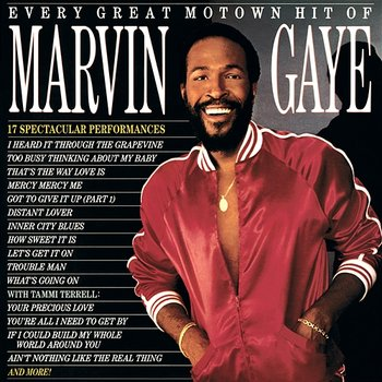 Every Great Motown Hit Of Marvin Gaye-Marvin Gaye