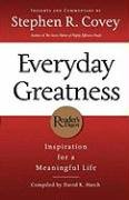 Everyday Greatness-Covey Stephen R.